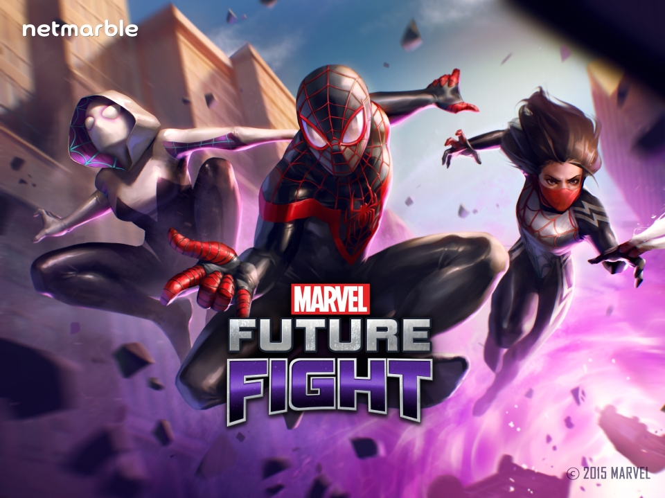 Marvel Future Fight: I got 133+ Characters and a mutant IS one, you